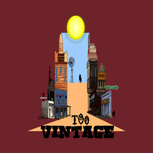 bb99732e08dc Old West T-Shirts | TeePublic