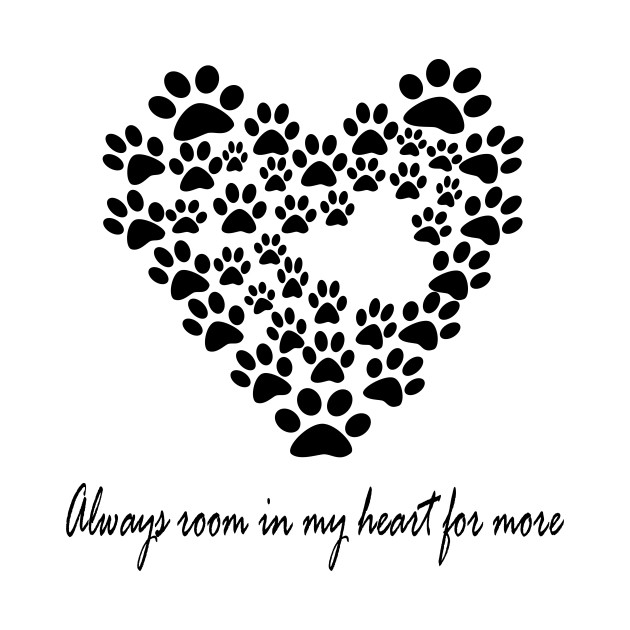 Always Room In My Heart For More
