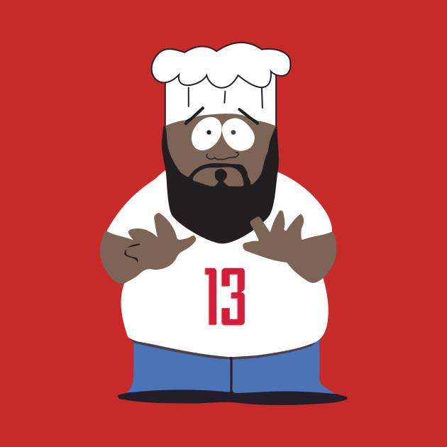 Chef Harden
