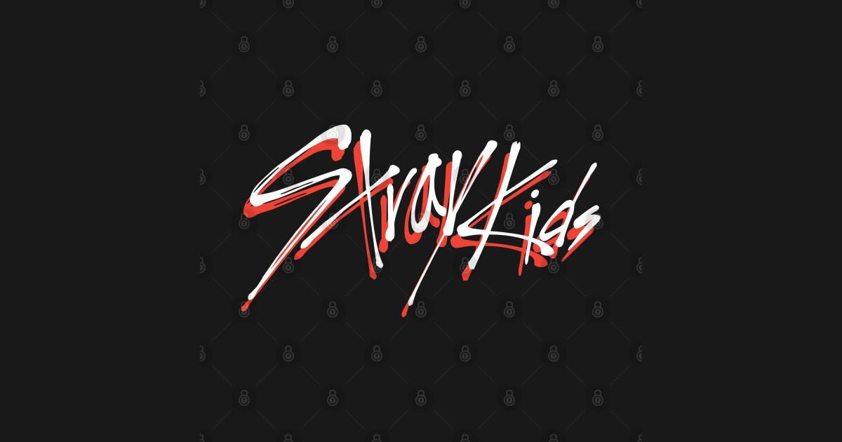 Kpop Stray Kids Logo - Stray Kids - Mask | TeePublic