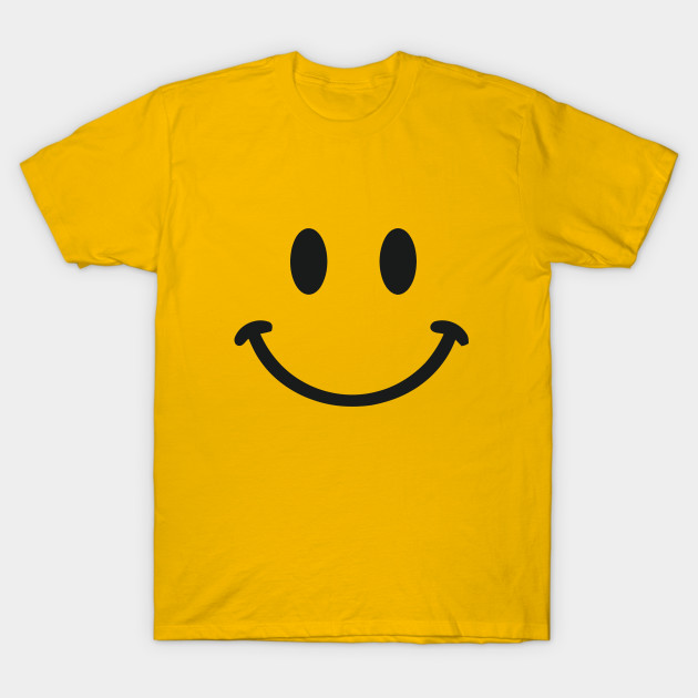 smiley face smiley face t shirt teepublic. Black Bedroom Furniture Sets. Home Design Ideas