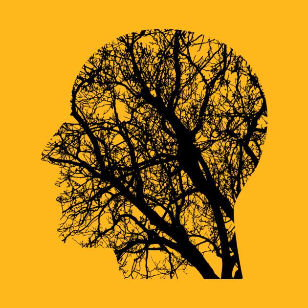 anatomy tree - Head - T-Shirt | TeePublic