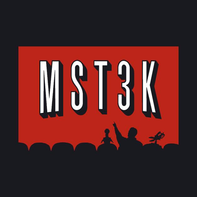 MST3K on Netflix Logo
