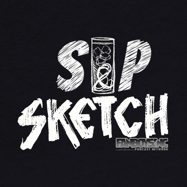 FanboysInc's Sip and Sketch Tee
