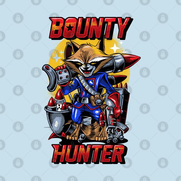 Rocket Bounty Hunter