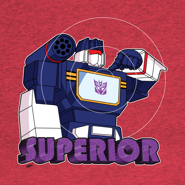Soundwave: Superior (bust)