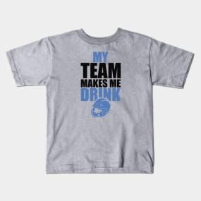 NFL Carolina Panthers Drink Kids T-Shirt 1c2005e97