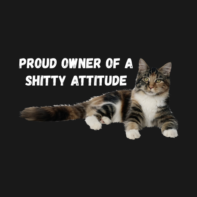 Proud Owner of a Shitty Attitude