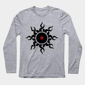 Vinyl Record Tribal Design Vinyl Record T Shirt