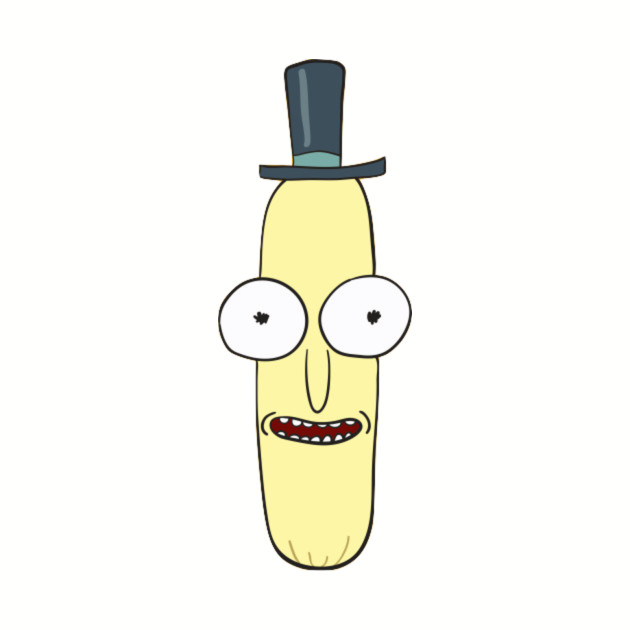 Rick And Morty: Mr.Poopybutthole