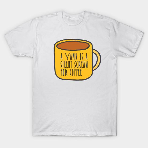 724da94a7 Funny Coffee - Coffee - T-Shirt | TeePublic