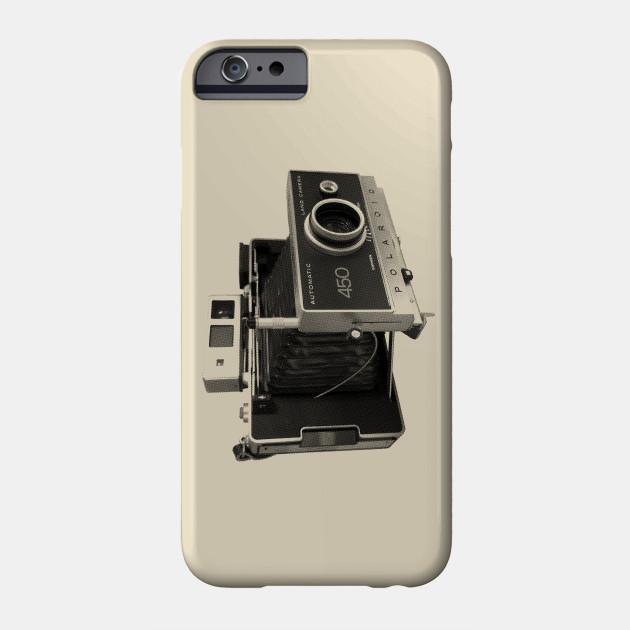 low priced fd8c8 b6275 Retro Polaroid 450 Land Camera