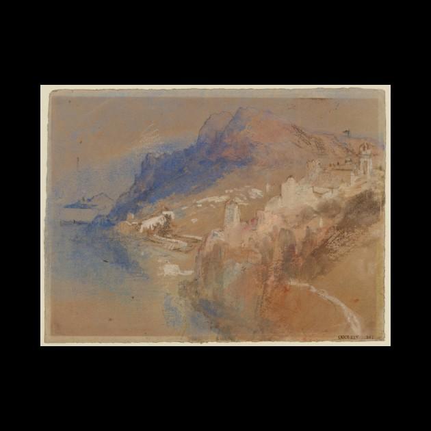 An Italian Lake, 1830