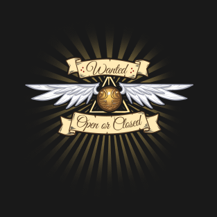 Golden Snitch t-shirts