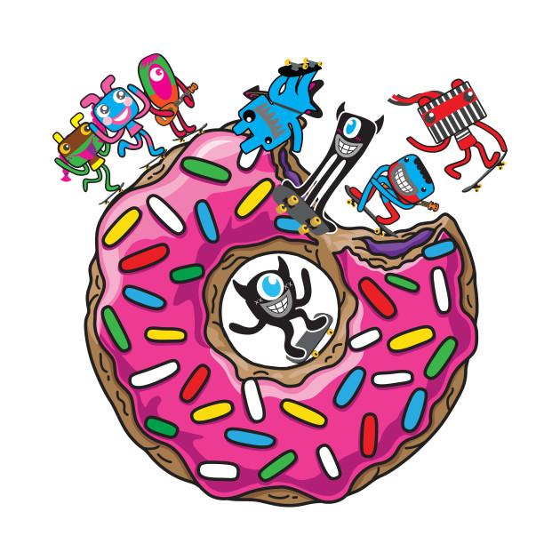 Skate Donut