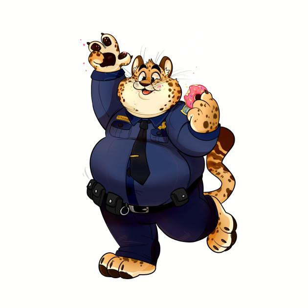 Officer Cutie!
