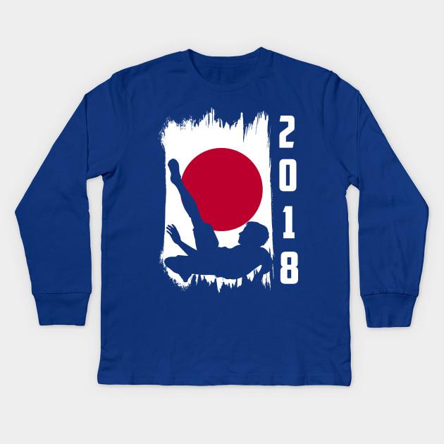 World Cup 2018 Japan National Football Team - World Cup 2018 - Kids ... 351dea99a