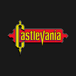 Castlevania Yellow T Shirt