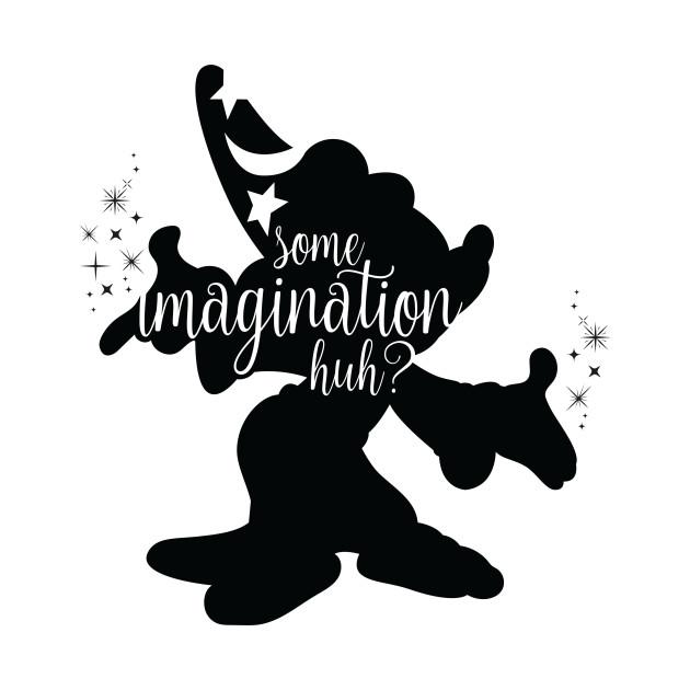 Some Imagination Huh?