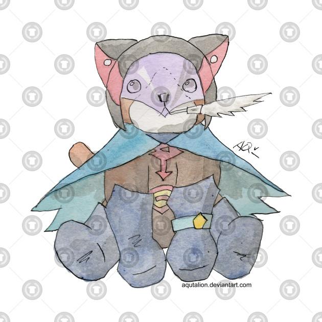 Harlock the Cat Cosplay: Condor Joe
