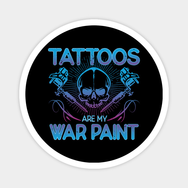 Tattoo War Paint