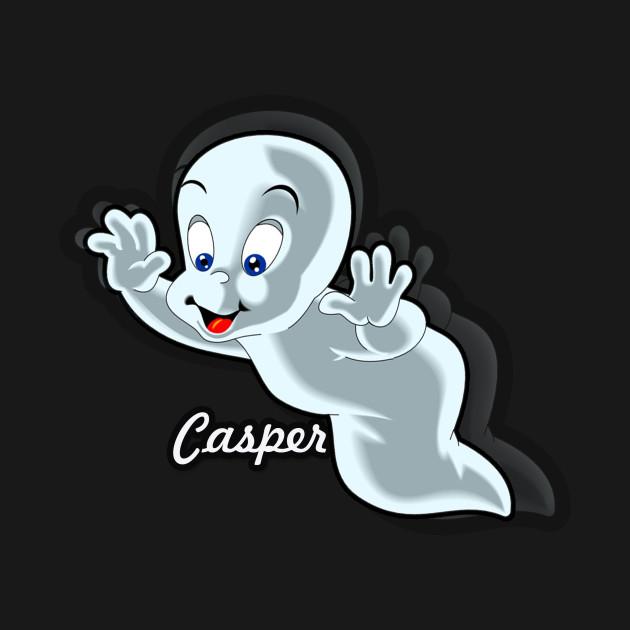 Casper in Your Shirt