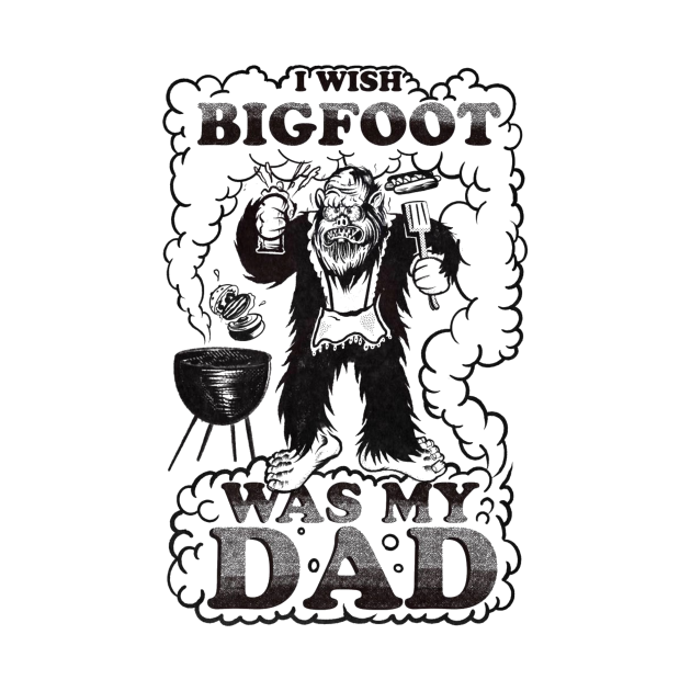 Bigfoot Dad