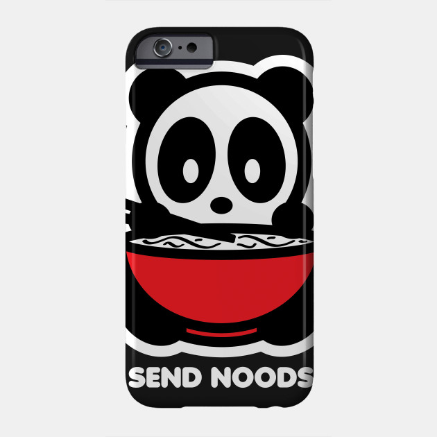 Panda Send Noods Bambu Brand Foodie Asian Food Ramen