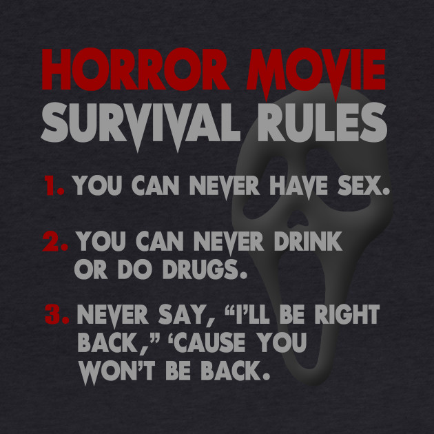 Horror Movie Rules