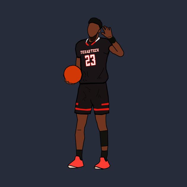 Jarrett Culver - Texas Tech Red Racers - NCAA College Basketball