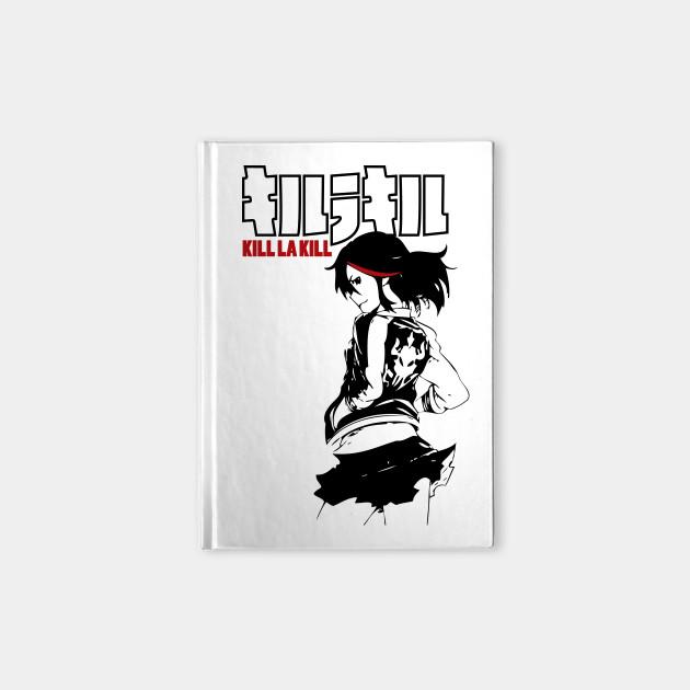 Ryuko Matoi Kill La Kill anime and manga
