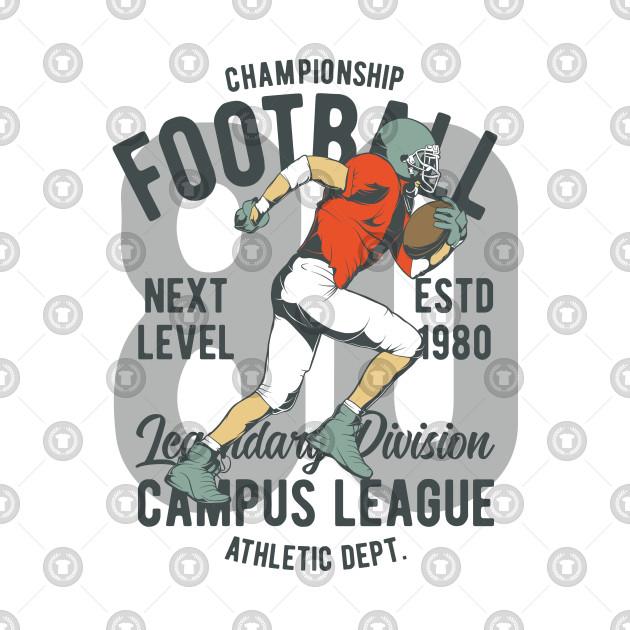Campus League American Football