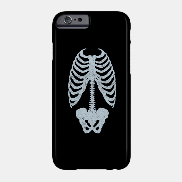 Skeleton Boobs Hand Gift For Halloween Costume Phone Case
