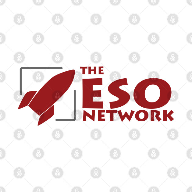 The ESO Network Rocket Logo
