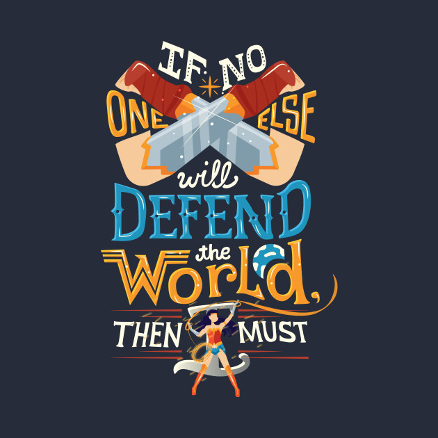 Defend the world