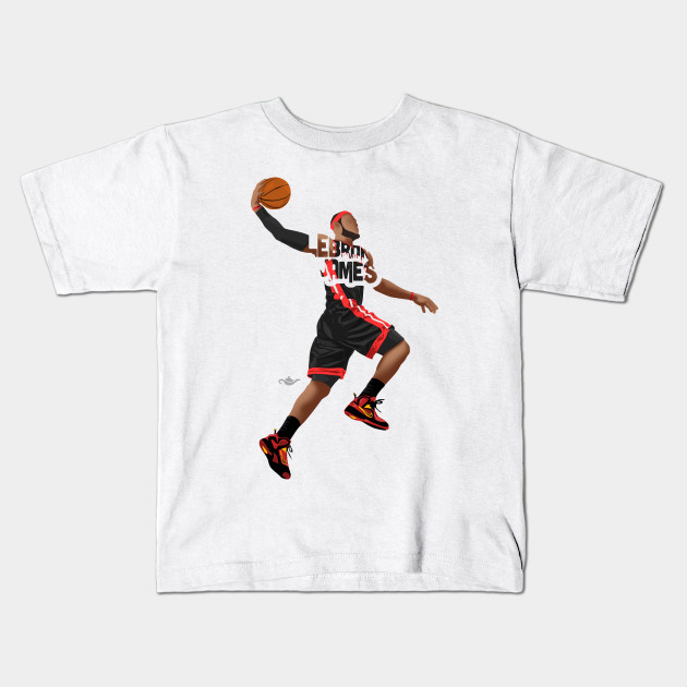 acfff28d5 Kids T-Shirt. New!Back Print. Lebron James Design King James with the  words