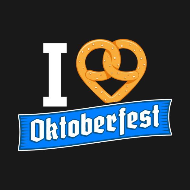 I Love Oktoberfest