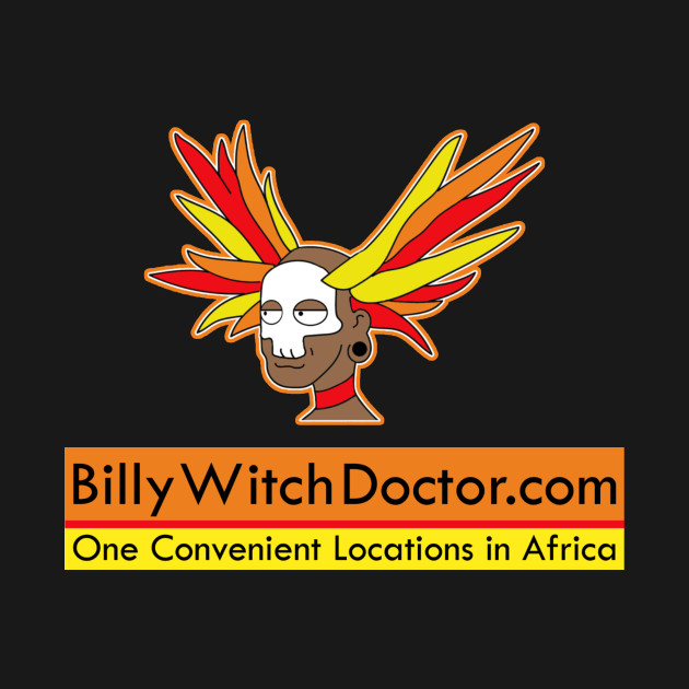 BillyWitchDoctor.com