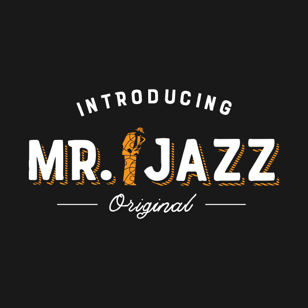 Vintage Jazz Club Style