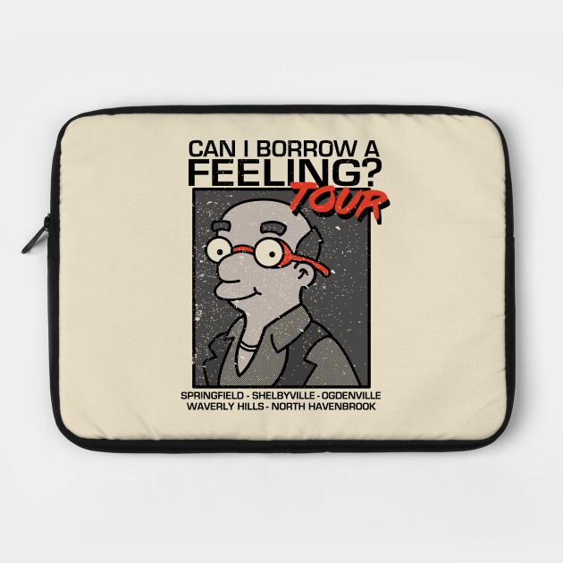 Can I borrow a feeling TOUR