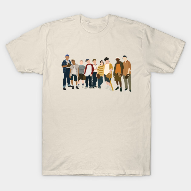 022a41cd2 The Sandlot Gang - Sandlot - T-Shirt | TeePublic