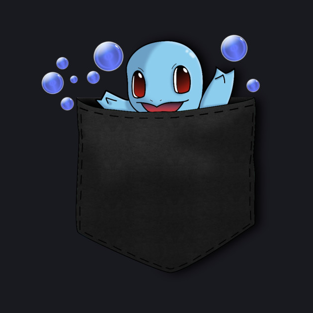 Squirtle Pocket