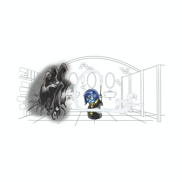 Sadness vs. the Dementors