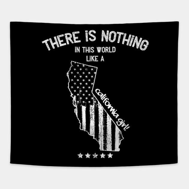 California Girl US State