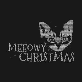 Ugly Sweater American Shorthair Cat Christmas Christmas Cat t-shirts