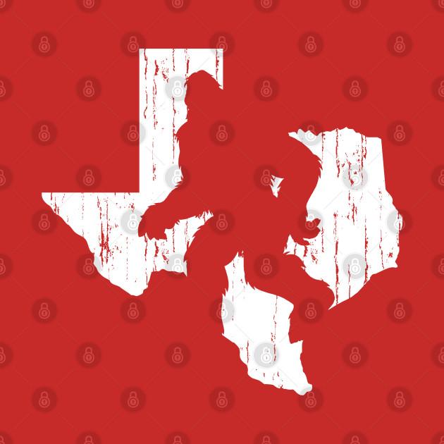 Bigfoot Country - Texas