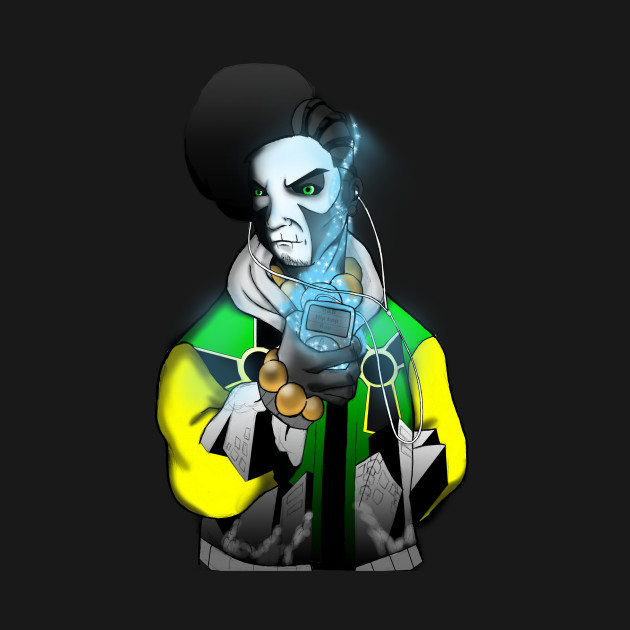 Hip-hop  Witch Doctor