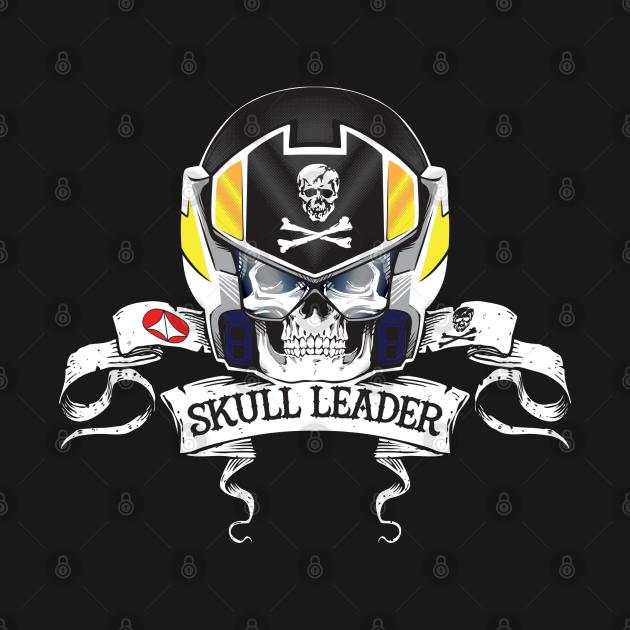 Roy Fokker Skull Leader