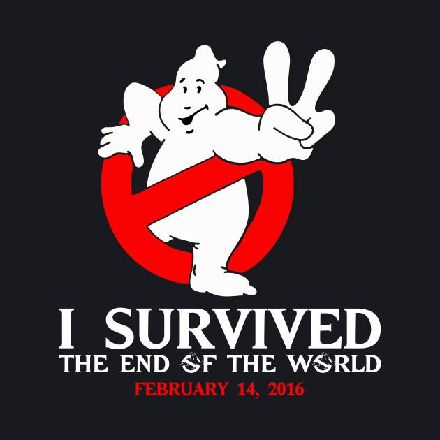 I SURVIVED! END OF DAYS