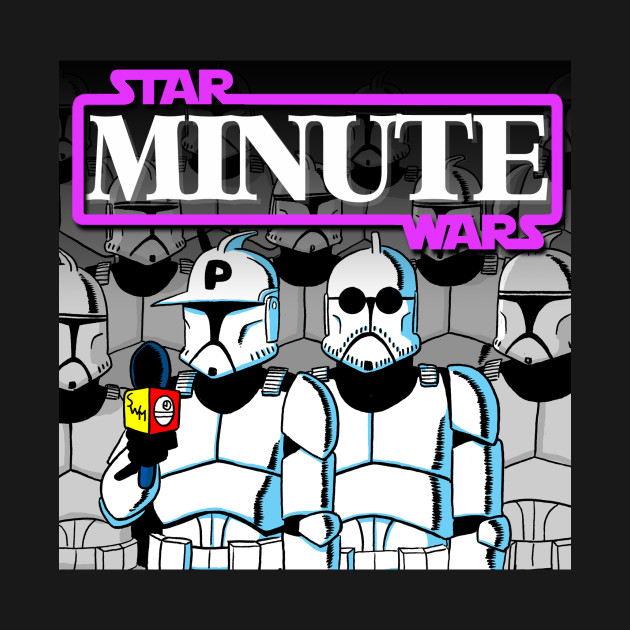 Star Wars Minute Logo #5